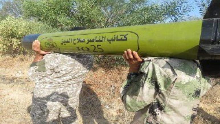 المقاومة الفلسطينية تكشف عن صاروخ جديد يعتبر كابوساً للكيان الإسرائيلي