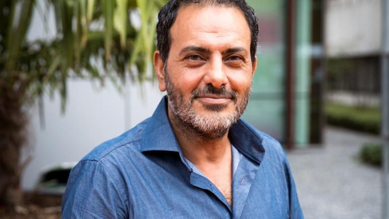 كفاح علوش هولندي من أصل فلسطيني يفوز بجائزة أفضل مقابلة تلفزيونية في هولندا لعام 2019