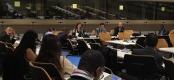 مركز العودة يعقد ندوة في الأمم المتحدة لمناقشة مستقبل اللاجئين الفلسطينيين في الشرق الأوسط