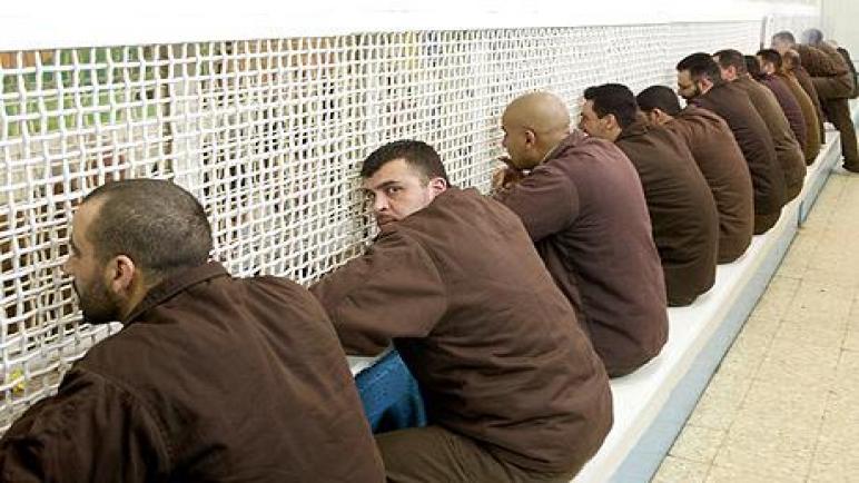 تقرير حقوقي حول ممارسات الإحتلال الإسرائيلي اللانسانية ضد الأسرى الفلسطينيين واستغلال أزمة كورونا للقمع والترهيب
