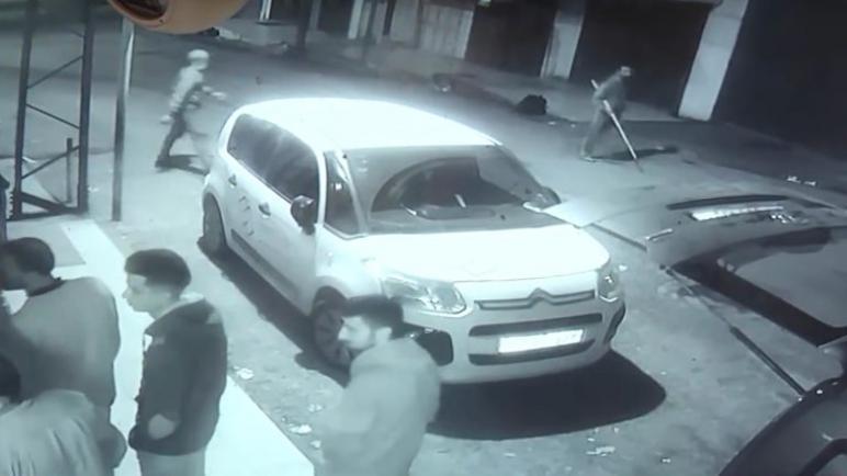 الجنود الإسرائيليون يطلقون النار على فلسطيني معاق عقليا في الظهر