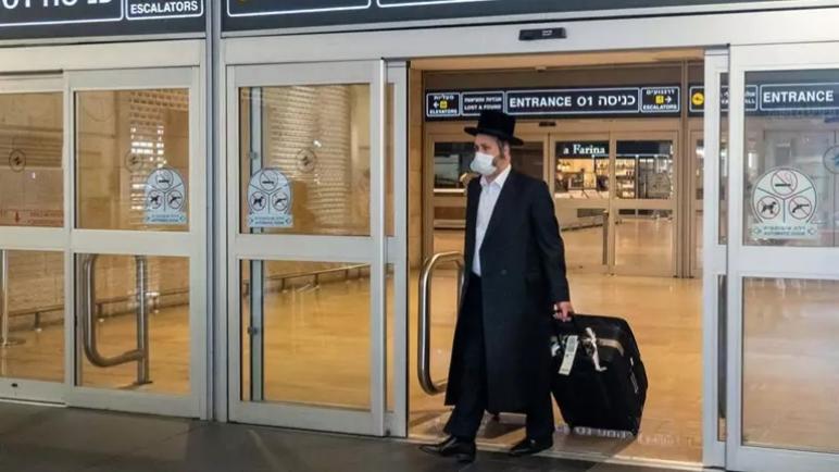 تشديد قيود الإغلاق الثاني في الكيان الإسرائيلي بعد تسجيل أكثر من 8000 اصابة كورونا يومياً