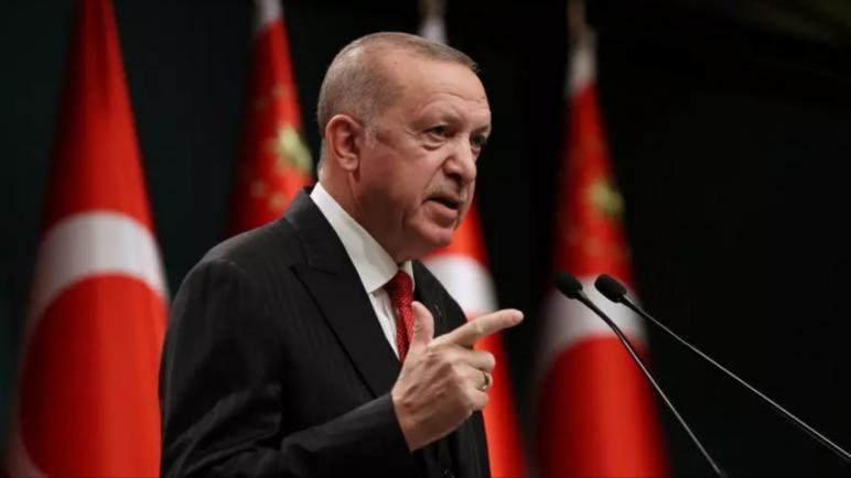 الرئيس التركي أردوغان: لولا سياسة الكيان الإسرائيلي مع الفلسطينيين لكان لدينا علاقات أفضل معه