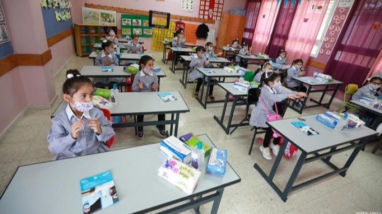 الكيان الإسرائيلي يقرر هدم مدرسة إبتدائية فلسطينية في الضفة الغربية