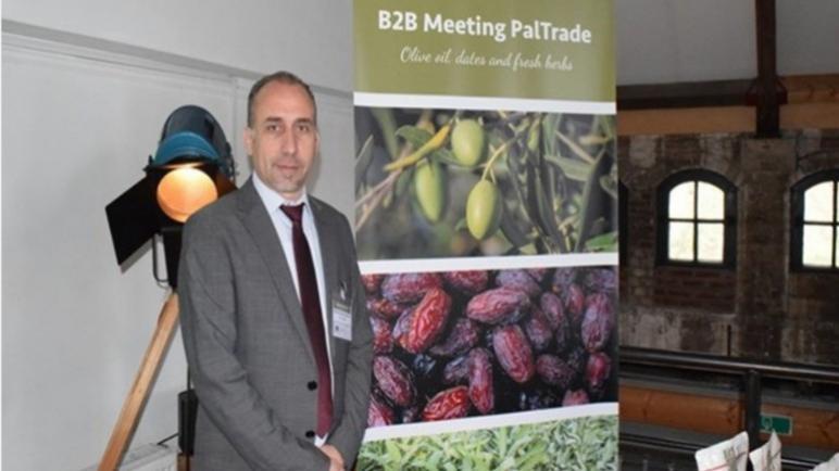 تعاون بين مركز التجارة الفلسطيني و الإتحاد الأوروبي لتسويق المنتجات الزراعية الفلسطينية في هولندا