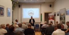 هيئة المؤسسات الفلسطينية والعربية في برلين تقيم لقاء حول القدس والمسجد الأقصى وتدعو لمواجهة الإعتداءات الإسرائيلية في القدس