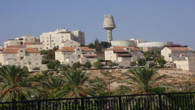 يطلب 46 من أعضاء البرلمان الأوروبي من المفوضية حظر التجارة مع المستوطنات الإسرائيلية