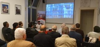 ندوة تضامنية في برلين دعما للأسرى في سجون الاحتلال الإسرائيلي