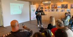 المبادرة الأوروبية للدفاع عن حقوق الأسرى تقيم فعالية تضامنية في الدنمارك