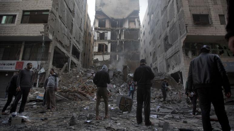 صحيفة سويدية – حماس : استقالة وزير الدفاع الأسرائيلي هو انتصار لغزة