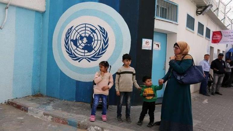 وكالة غوث اللاجئين الفلسطينيين الأونروا على شفا الإفلاس وتأمل بعودة المساعدات الأمريكية