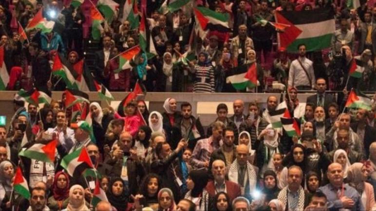 في الذكرى 72 للنكبة.. فلسطينيو أوروبا يؤكدون تمسكهم بحقهم بالعودة ويدعون لفضح جرائم الاحتلال بحق الفلسطينيين