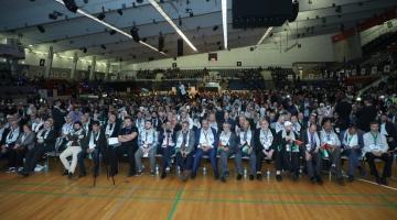 مؤتمر فلسطينيي أوروبا السابع عشر كوبنهاغن الدنمارك 27-4-2019