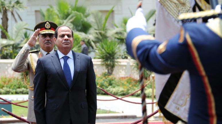 """شبكة """"CBS"""" الأمريكية: مصر طلبت عدم بث مقابلة للسيسي تحدث فيها عن التعاون مع إسرائيل"""