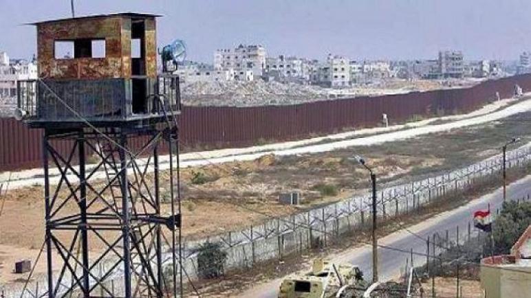تحاول مصر الحد من العنف و التصعيد على الحدود بين قطاع غزة و إسرائيل
