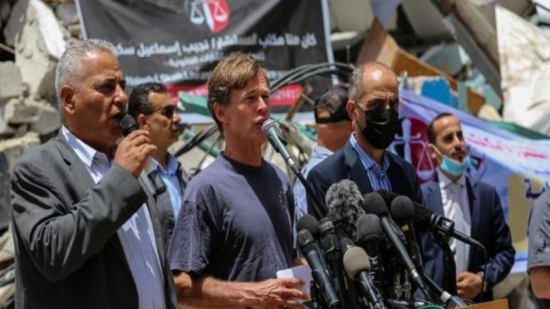 الاتحاد الأوروبي يدعو إلى إعادة إعمار غزة دون شروط ورفع الحصار