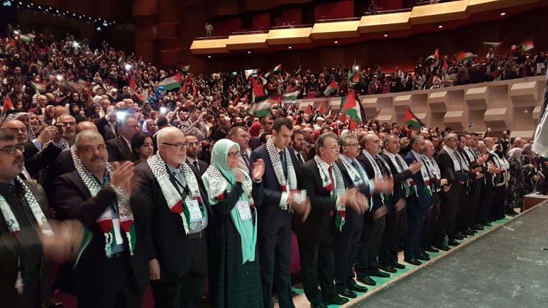 مؤتمر فلسطينيي أوروبا يدعو لملتقى فلسطيني جامع دفاعا عن حق العودة