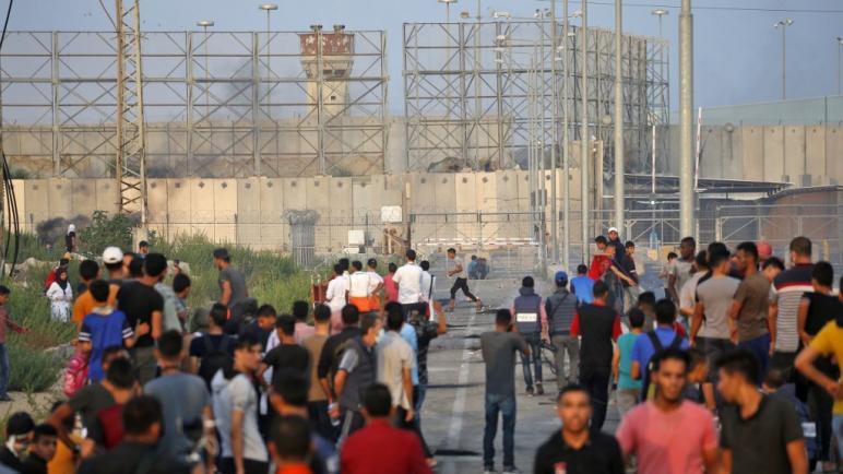 الوساطة المصرية تؤدي إلى اعادة فتح المعبرين الحدوديين بين قطاع غزة والكيان الإسرائيلي