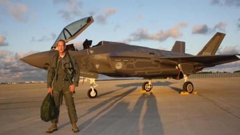 سلاح الجو الهولندي يشارك في تدريبات مشتركة لعدة دول في إسرائيل