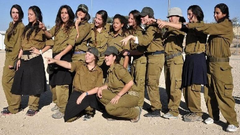 صحيفة brabosh الإسرائيلية – خمس مجندات اسرائيليات واجهن رعب حياتهن عندما قامت مجموعة من العرب الفلسطينيين بمطاردتهن في غور الأردن