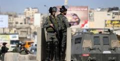 إصابة جندي إسرائيلي بجروح بعد طعنه من قبل فلسطيني في الضفة الغربية