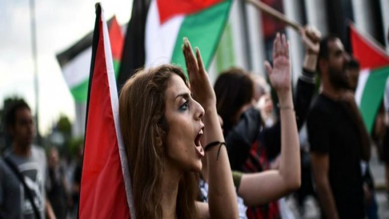 المياه هي السلاح الإسرائيلي الجديد ضد الفلسطينيين والأطفال يدفعون الثمن