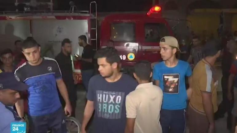 استشهاد ثلاثة من رجال الشرطة في قطاع غزة واصابة عدة أشخاص بجروح في انفجارين وقعا بحاجزي تفتيش