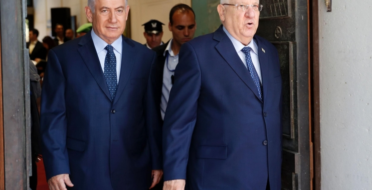 رئيس الكيان الإسرائيلي ينتقد تصريحات نتنياهو بأن البلاد مخصصة للشعب اليهودي فقط