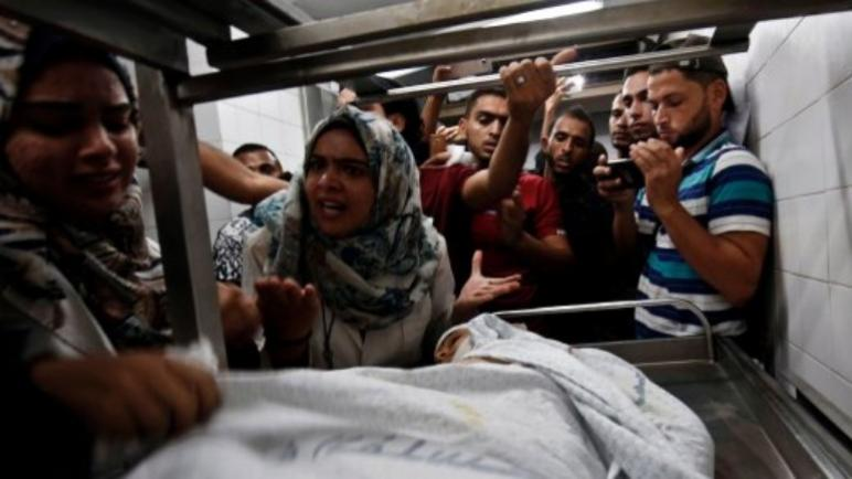 مقتل ستة فلسطينيين في اشتباكات مع الجيش الإسرائيلي على الحدود في قطاع غزة