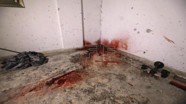 استشهاد فلسطيني بنيران الشرطة الاسرائيلية بعد طعنه ضابطين في القدس