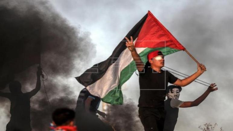 الجيش الإسرائيلي يقتل فلسطيني اليوم في احتجاجات جديدة على حصار غزة
