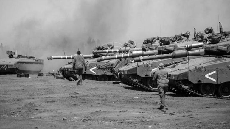 نتنياهو يأمر بالإستعداد لهجوم عسكري جديد على قطاع غزة