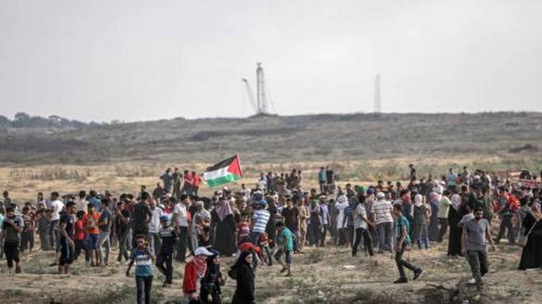 إلغاء المظاهرات الفلسطينية التي كانت مقررة في الأسبوع المقبل على حدود غزة بسبب فيروس كورونا