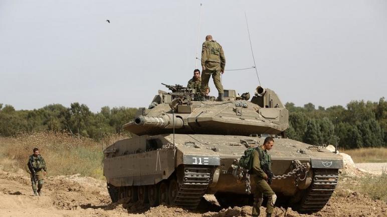 استشهاد شاب فلسطيني واصابة ثلاثة جنود إسرائيليين بجروح في تبادل لاطلاق نار على حدود قطاع غزة