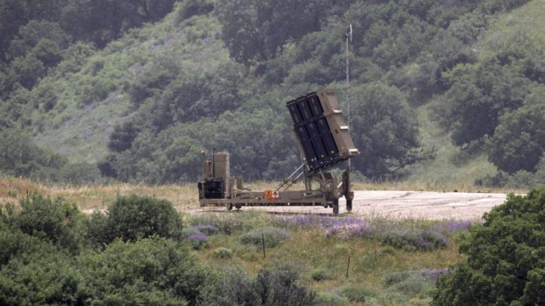 الكيان الإسرائيلي يعلن اعتراض صاروخ تم اطلاقه من سوريا