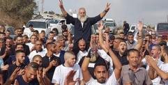 إسرائيل تفرج عن السجين الفلسطيني محمود جبارين بعد سجنه 30 عاما