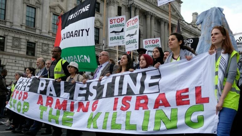 """الإشتراكيون البريطانيون في حزب العمال يطالبون بحظر بيع الأسلحة """"للكيان الأسرائيلي"""""""