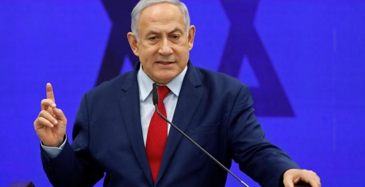 نتنياهو يعلن عن إقامة مستوطنة رسمية في غور الأردن قبيل الانتخابات غداً