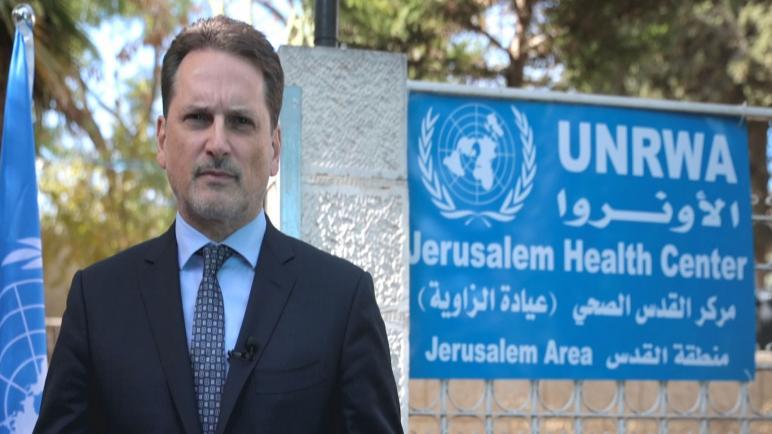 استقالة المفوض العام لوكالة غوث وتشغيل اللاجئين الفلسطينيين بسبب أتهامات بالفساد وسوء السلوك الجنسي