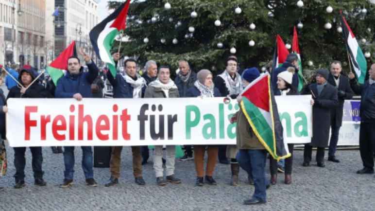 صحيفة BZ برلين: أسبوع وراء أسبوع من النشاطات المعادية لإسرائيل في برلين