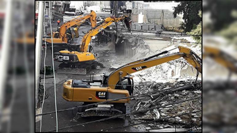 إسرائيل تطرد 700 فلسطيني من منازلهم في القدس الشرقية ليحل محلهم المستوطنين