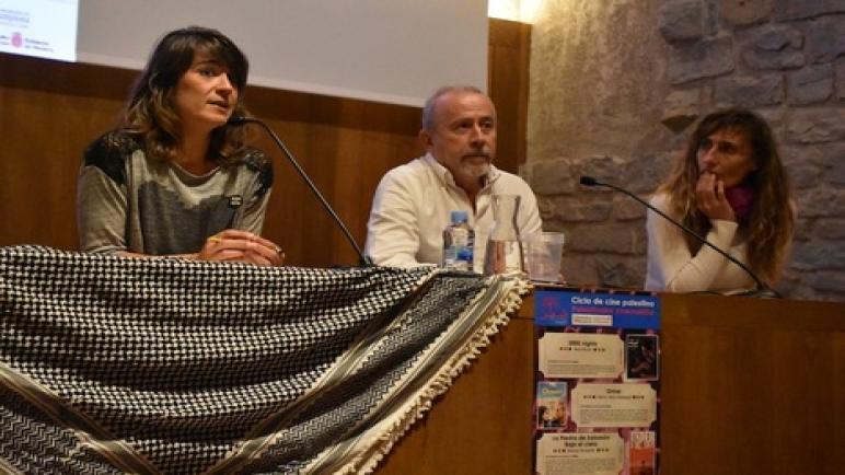 افتتاح برنامج الأنشطة الثقافية حبيبتي فلسطين في Nafarroa بإسبانيا