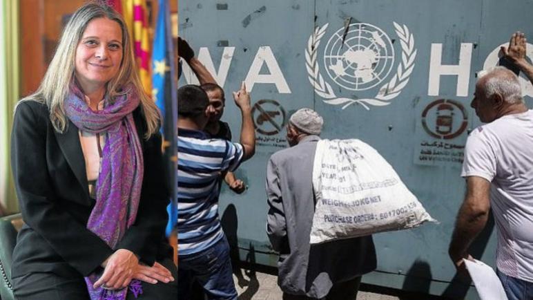 وكالة الأمم المتحدة الأونروا تحذر من خطر التطرف في فلسطين بسبب السياسة الأمريكية