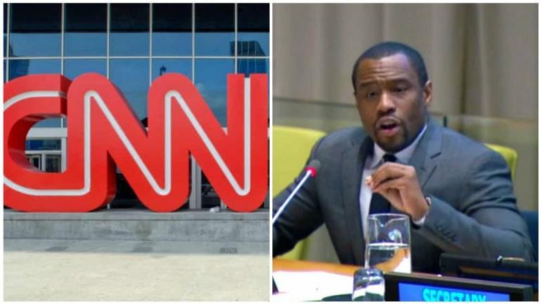 """الغاء عقد أستاذ جامعي أمريكي في شبكة CNN لأنه طالب بمقاطعة اسرائيل ونادى بحرية فلسطين من """"النهر إلى البحر"""""""