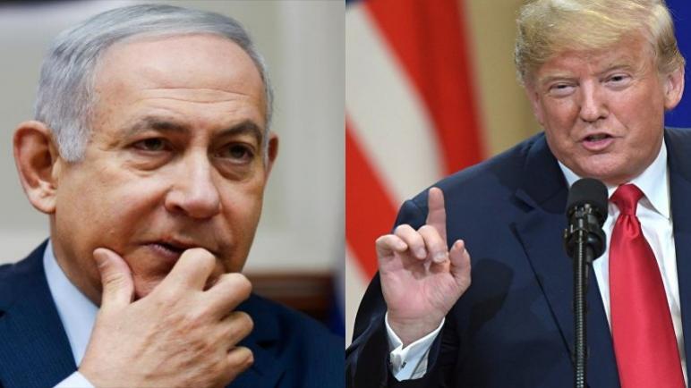 """تقرير: ترامب يتجاهل مطالب """"اسرائيل"""" بشأن سوريا"""