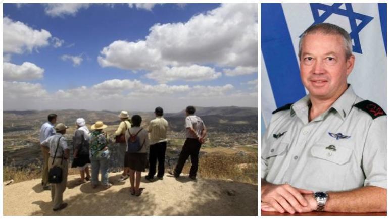 """وزير """"إسرائيلي"""": لن يكون هناك دولة فلسطينية في الضفة الغربية"""