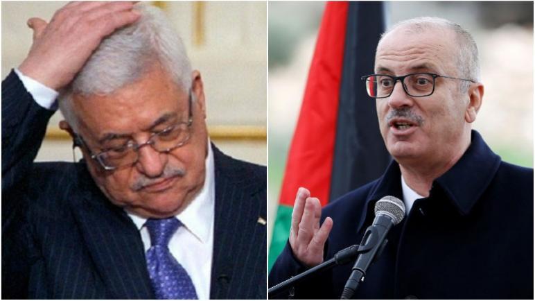 رئيس الوزراء الفلسطيني يقدم استقالته وحكومته لعباس