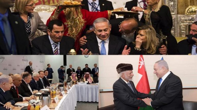 نتنياهو يصف لقاءه مع مسؤولين عرب في وارسو بنقطة تحول تاريخية