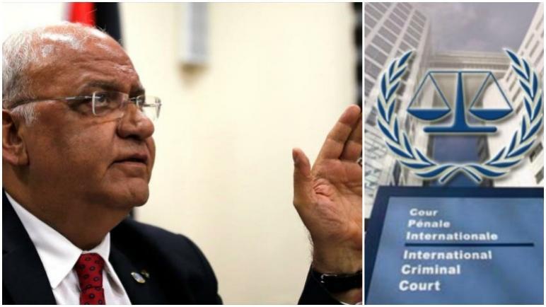 فلسطين تطلب من المحكمة الجنائية الدولية التحقيق في جرائم حرب ترتكبها إسرائيل