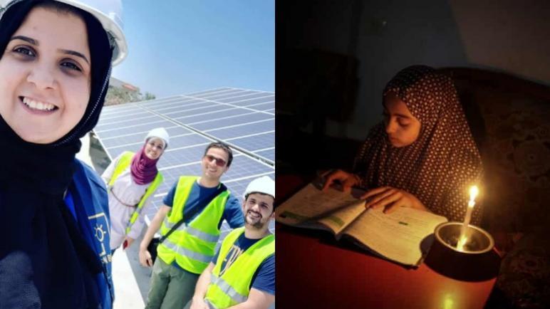 مجد المشهراوي – رائدة أعمال فلسطينية تعمل على جلب الكهرباء إلى غزة